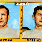 1969-70. Figurine Panini. Germano-Grassi