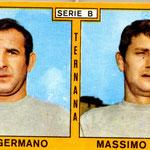 1969-70. Figurine Panini. Germano-Grassi