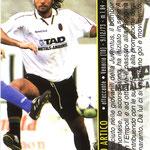 1999-00. Cards Mundi Cromo (etichetta nera). Artico