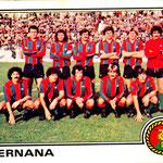 1979-80. Figurine Panini. Squadra