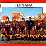 1970-71. Figurine Relì. Squadra