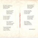 1972-06-. Poesia di Rino Raffaelli
