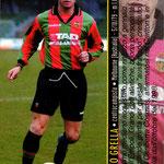 1999-00. Cards Mundi Cromo (etichetta nera). Grella