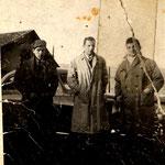 1949-50. Mirabelli- ? (Donazione archivio Mirabelli)
