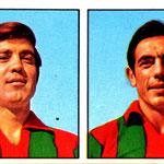 1970-71. Figurine Panini: Marinai-Cucchi