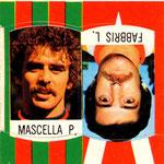 1977-78. Figurine Lampo. Mascella