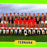 2014-15. Figurine Panini. Squadra Primavera