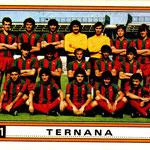1983-84. Figurine Panini. Squadra