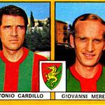 1969-70. Figurine EDIS. Cardillo-Meregalli