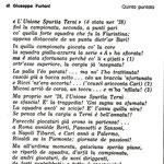 1977-78. Poesia di Giuseppe Furiani (quinta puntata)