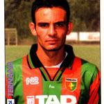 1999-00. Cards Mundi Cromo. Ginestra