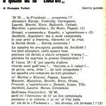 1978-79. Poesia di Giuseppe Furiani (decima puntata)