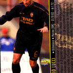 1999-00. Cards Mundi Cromo (etichetta nera). Lucci