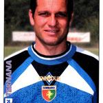 1999-00. Cards Mundi Cromo. Fabbri