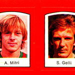 1978-79. Figurine Flash. Mitri-Gelli