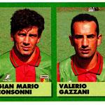 1992-93. Figurine Vallardi. Consonni-Gazzani
