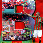 Maggio 2012. Libro TRIONFO ROSSOVERDE. Il campionato della Ternana 2011-12