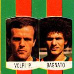 1977-78. Figurine Lampo. Volpi-Bagnato