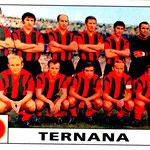 """1969-70. Figurine """"Tutti i calciatori"""". Squadra (Album amatoriale)"""