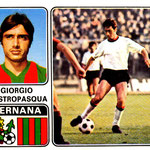 1972-73. Figurine Panini. Mastropasqua