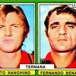 1970-71. Figurine Edis: Ranghino-Benatti