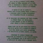 1972. Poesia dedicata a Franco Liguori di Giustinelli Stefano