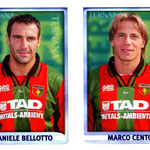 1998-99. Figurine CALCIO MERLIN. Bellotto-Cento