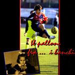 Marzo 2011. Bucciarelli Luigi.Il pallone fra...i banchi