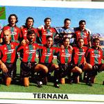 2000-01. Figurine Panini. Squadra