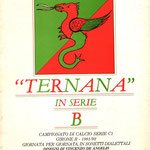 1991-92 TERNANA in serie B