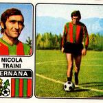 1972-73. Figurine Panini. Traini