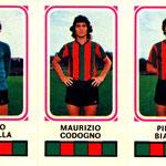 1978-79. Figurine Panini. Mascella-Codogno-Biagini