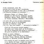 1978-79. Poesia di Giuseppe Furiani (tredicesima puntata)