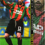 1999-00. Cards Mundi Cromo (etichetta nera). Grava