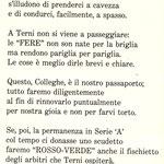 """1991-92. Dal libro """"TERNANA in serie B"""" (parte seconda)"""