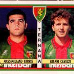 1992-93. Figurine Panini. Farris-Cavezzi