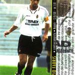 1999-00. Cards Mundi Cromo (etichetta nera). Fabris