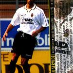 1999-00. Cards Mundi Cromo (etichetta nera). Servidei