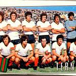 1976-77. Figurine Panini. Squadra