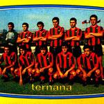 1985-86. Figurine Panini. Squadra