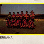 1985-86. Figurine Flash. Squadra