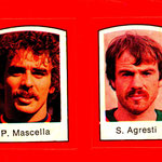 1978-79. Figurine Flash. Mascella-Agresti
