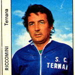 1974-75. Figurine Gente. Riccomini