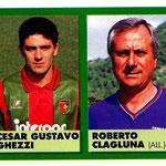 1992-93. Figurine Vallardi. Ghezzi-Clagluna