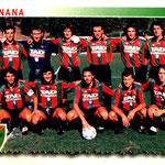 1997-98. Figurine Panini. Squadra