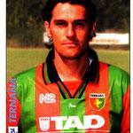 1999-00. Cards Mundi Cromo. Cucciari
