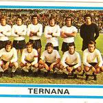 1973-'74. Figurine Panini. Squadra