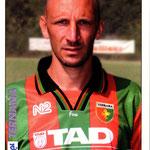1999-00. Cards Mundi Cromo. Lucci