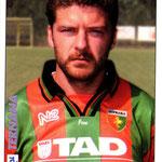 1999-00. Cards Mundi Cromo. Rovinelli