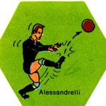 1972-73. Figurine EDISPORT. Alessandrelli